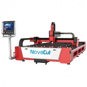 CNC LASER Fiber Novacut Laser F3015 para cortes de Metais de 2.000w